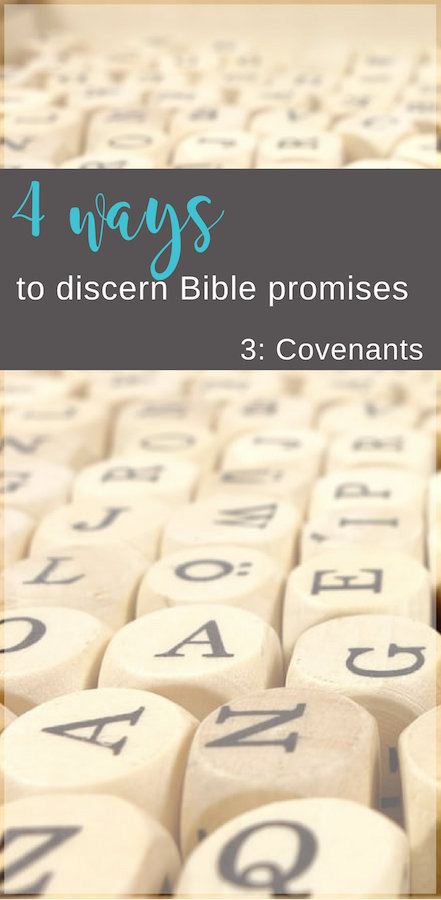 Learn how to discern Bible promises: Which of God's promises apply to us today? | Scripture Confident Living