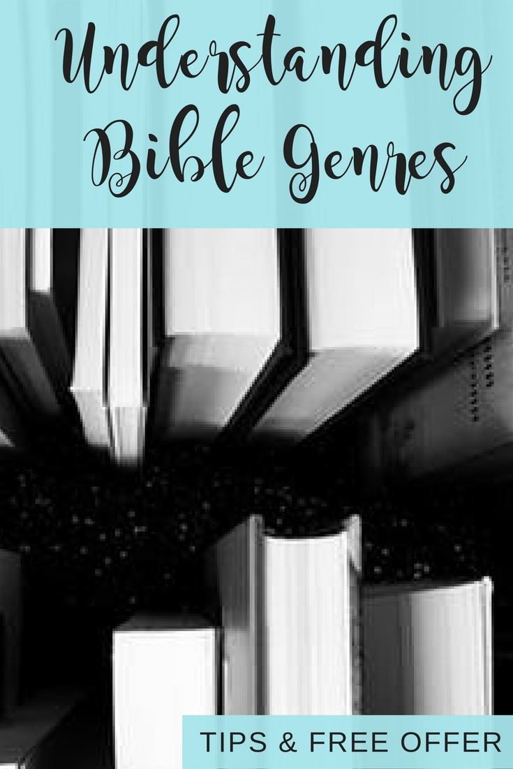 How do the different genres of the Bible affect our interpretation? This article gives you the insight. Plus, find out about a free ebook offer. | Scripture Confident Living