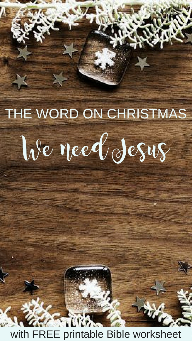 In this devotional series, check out how Scripture builds excitement for the coming of Jesus. Perfect for Christmas! Dig deep into Scripture and download the free Bible worksheet for even more Bible fun.  Scripture Confident Living