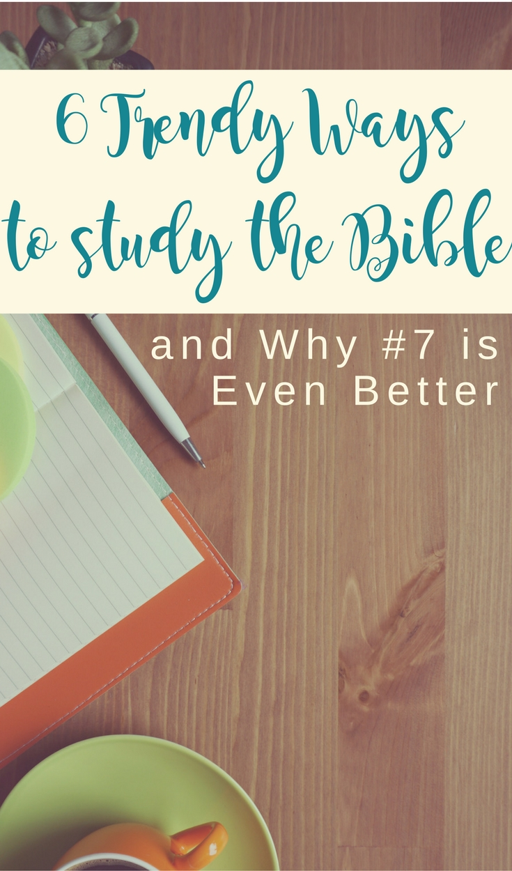 There a a bunch of trendy acronyms that help us study the Bible, but this tried and true study method is still the real deal. | Scripture Confident Living