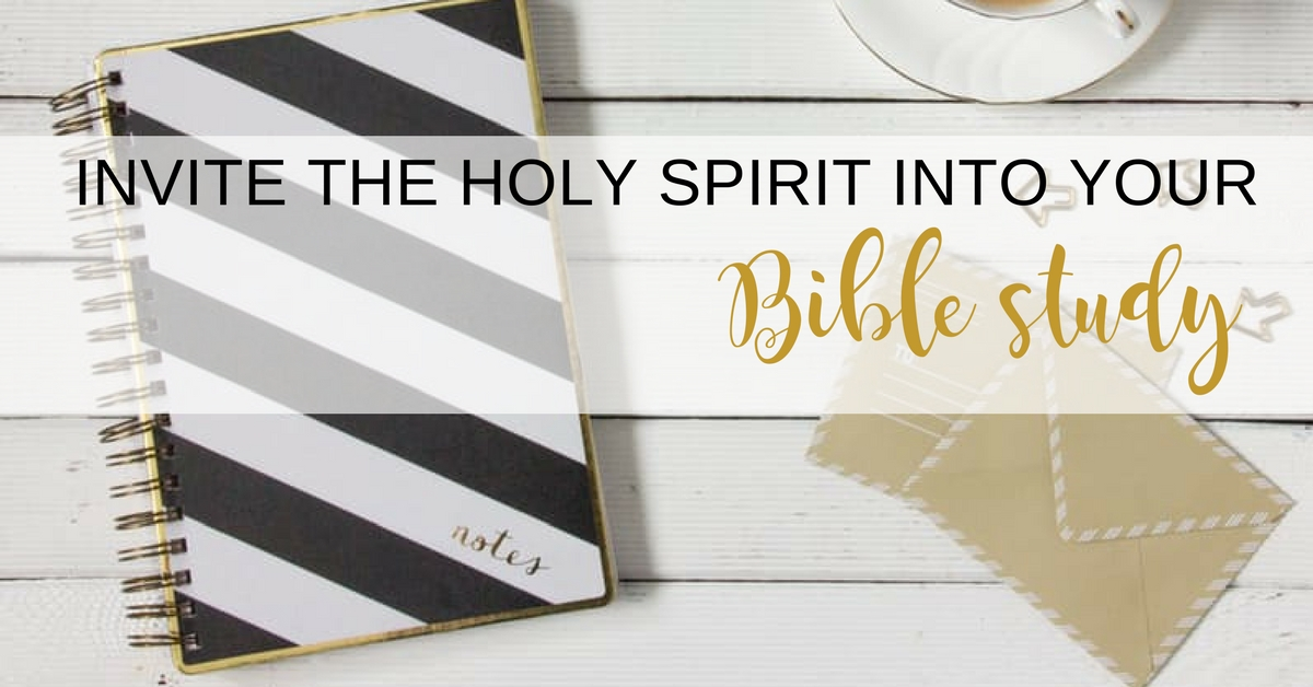 how-to-invite-the-holy-spirit