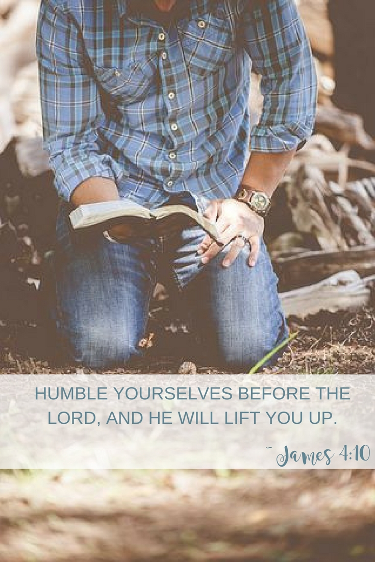 "Humble yourself before the Lord... Week 3 of James Bible study ""Awaken Faith"" by Scripture Confident Living"