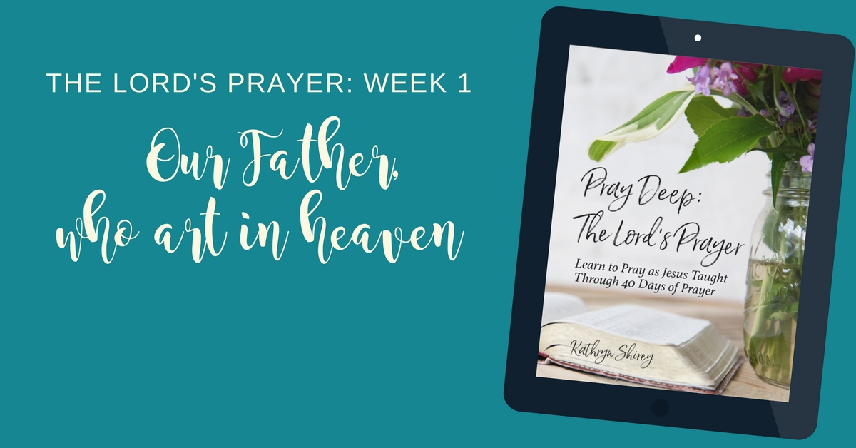 the-lord's-prayer-our-father-in-heaven