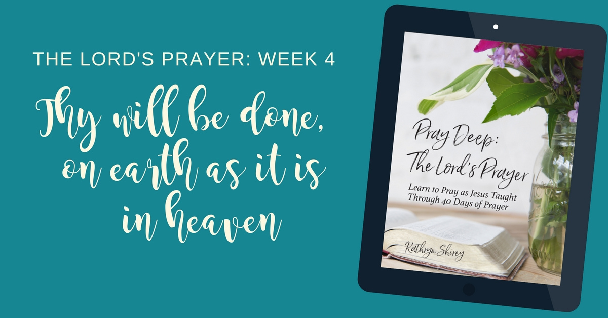 the-lords-prayer-your-will-be-done