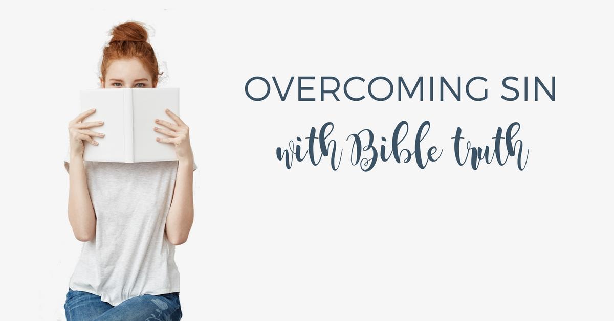 overcome sin