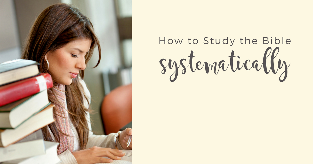 systematic-bible-study-plan