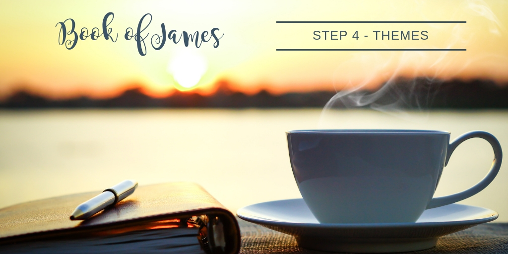 Themes in the Book of James — Scripture Confident Living