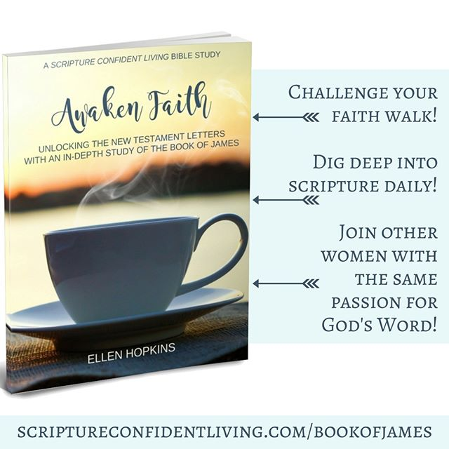 Join us for our next Bible study through James!! Verse by verse + Group discussion + Study tips = all you've come to expect from Scripture Confident Living Bible studies! I hope you join us.  https://www.scriptureconfidentliving.com/bookofjames . . . . . #bibletime #quiettime #devotionals #biblegram #womenoftheword #readyourbible #godsword #bible #biblestudy #putgodfirst #trustgod #faith #biblescriptures #dailydevotional #womenlivingwell #onlinebiblestudy #womenofgod #womenoffaith #christianwoman #ministrylife #shereadstruth #christianblogger #documentedfaith #butfirstjesus #intheword #walkinfaith #scriptureconfident