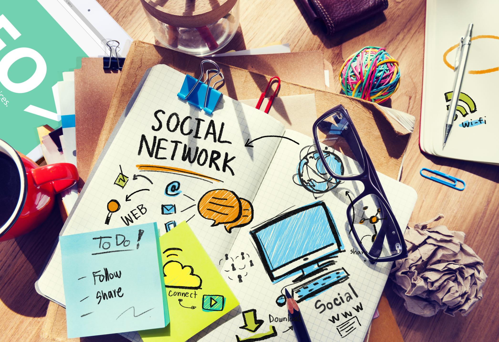 5 tips to unlock social media