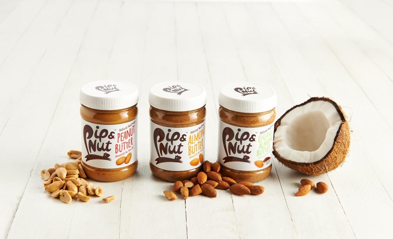 Pip & Nut Range
