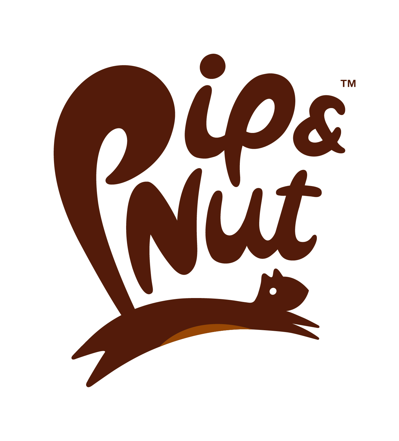 Pip and Nut logo