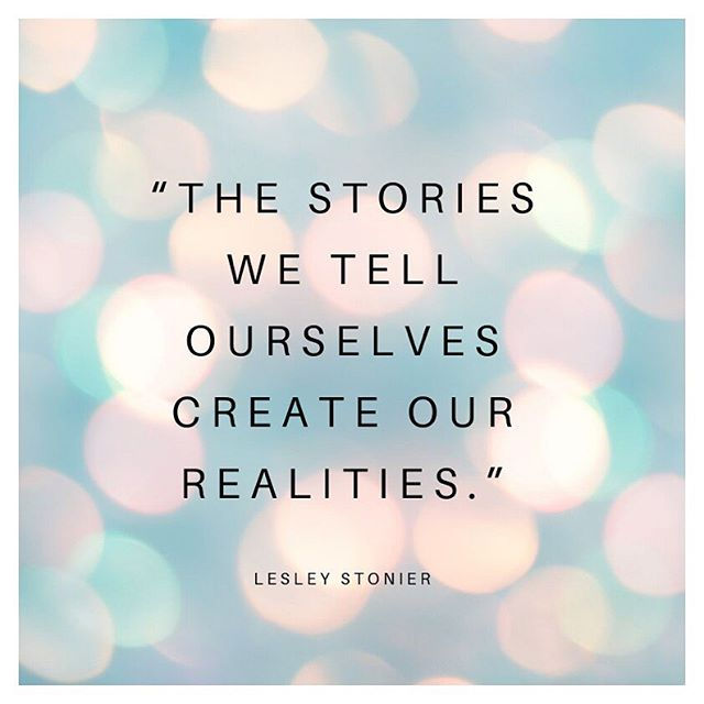 The #stories 📚 we tell ourselves shape our beliefs and thoughts. Our beliefs and thoughts shape our actions and behaviour; and our actions and behaviour create and attract what happens around us.  The stories we tell ourselves (and others) have huge power to shape and change the direction of our lives.  Once you start to recognise this, then you take back your power! 💫✨ Because you're the author of these stories 🙌  If you want to learn more, head on over to my private Facebook group @marketing and storytelling for startups and I'll see you there! Link in bio 👆  #marketing #brand #brandstory #brandstorytelling #fearlessstorytelling #story #founderstories #startup #founder #sme #entrepreneur #fearlessstorytelling #fearless #thestorieswetellourselves