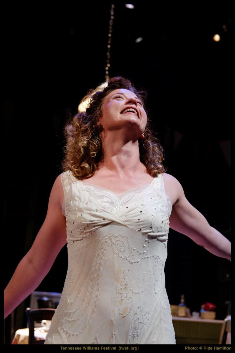 Sophia Brown in 2018's Streetcar Named Desire