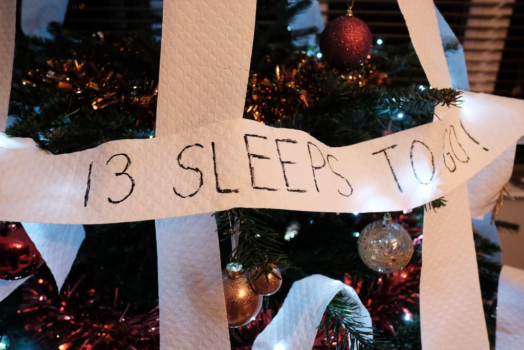13 sleeps to go.....