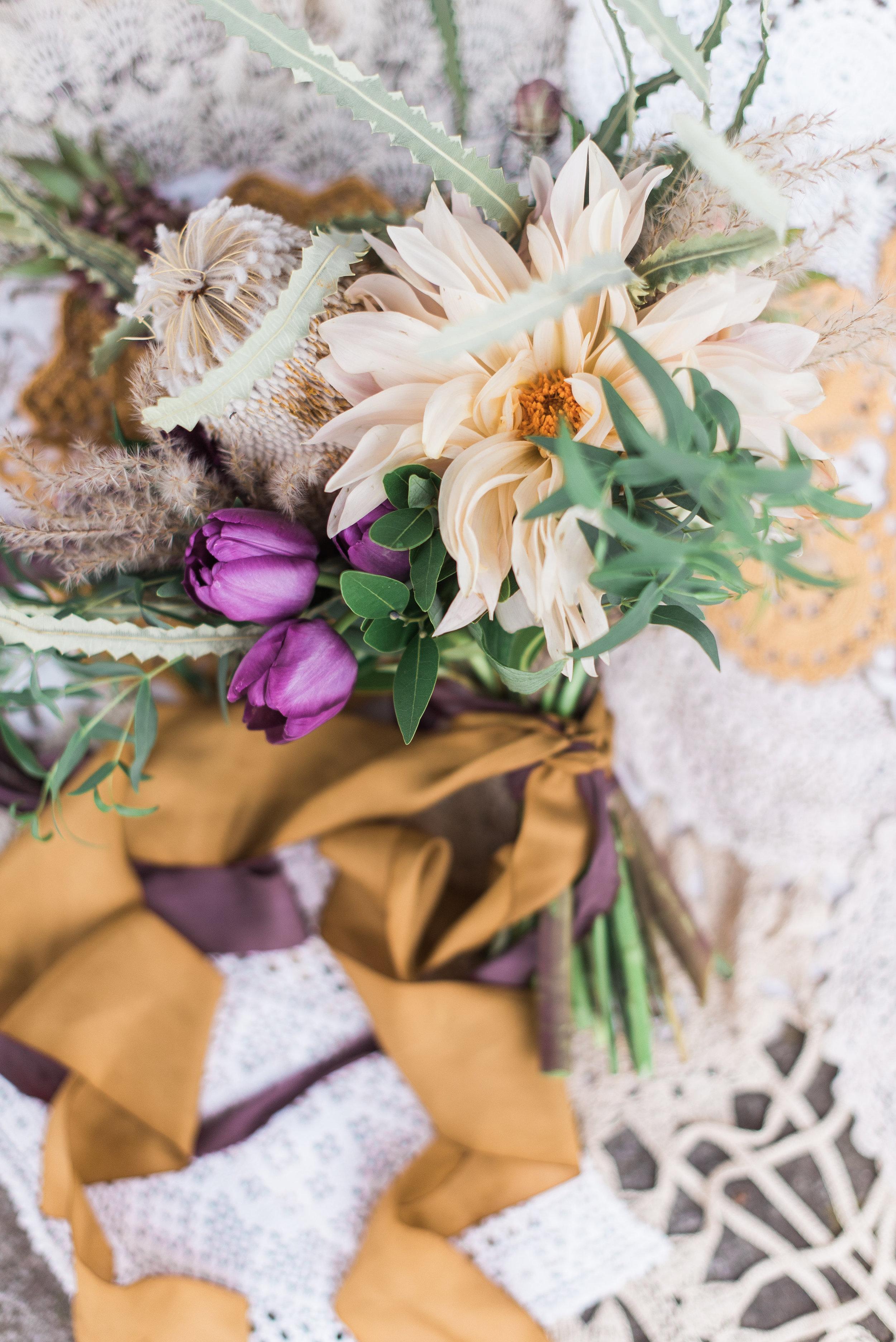 Bohemian Floral Design