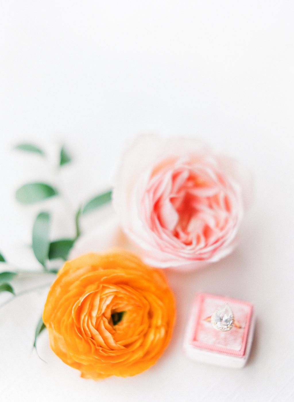 Wedding Flowers Wedding Ring