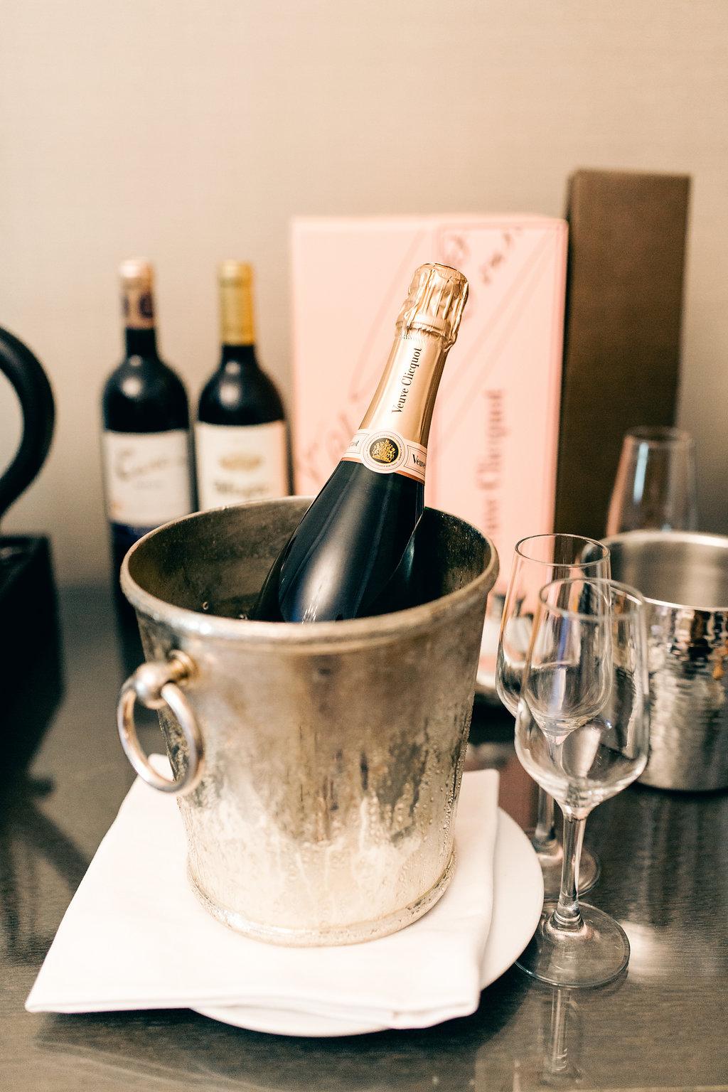 Getting Ready Luxury Wedding