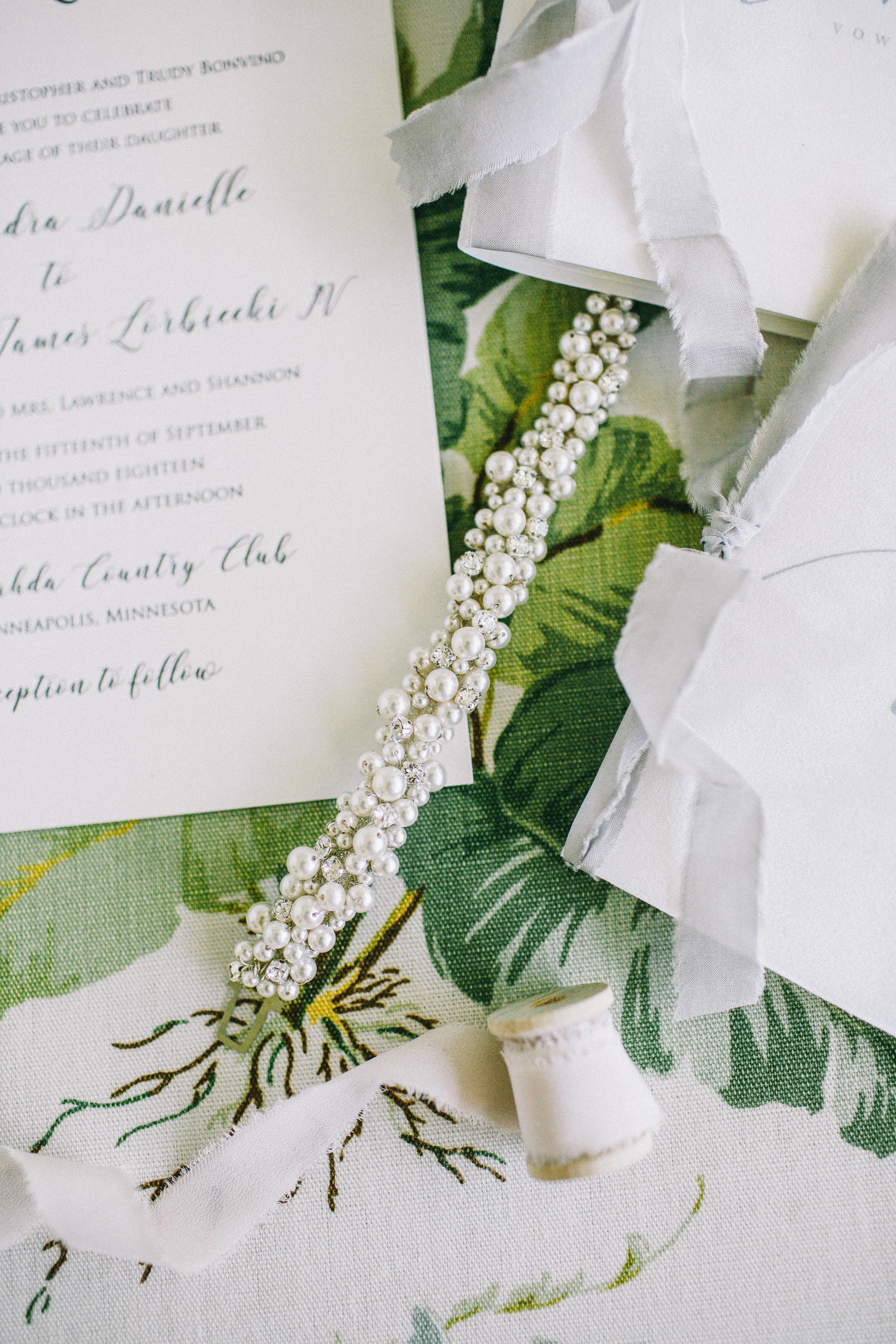 Champagne Press Custom Wedding Stationery Jaimee Morse Photography