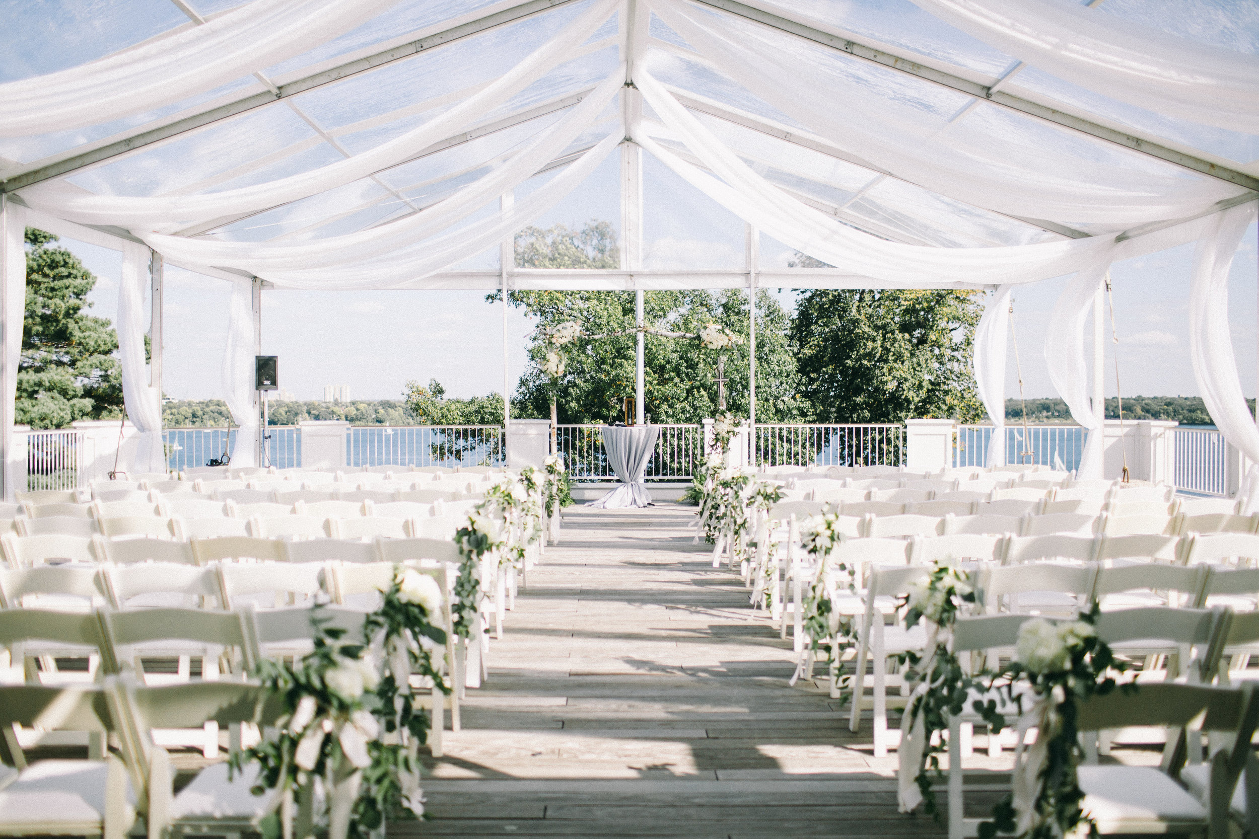 Apres Wedding Tent Jaimee Morse Photography