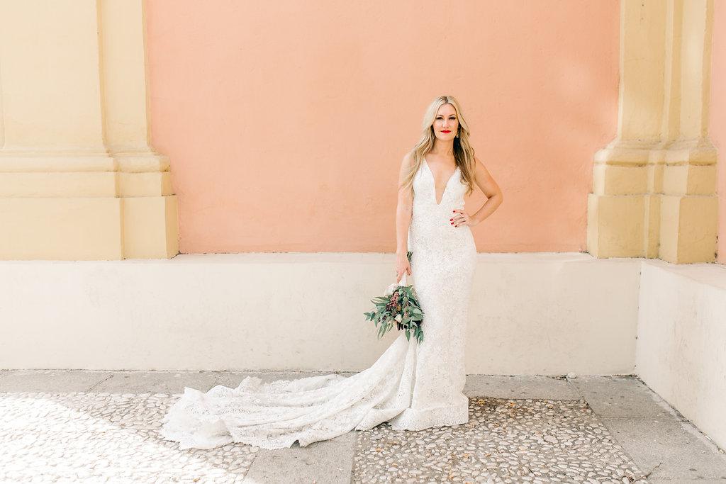 Bride Portrait Vienna Glenn Wedding Photography