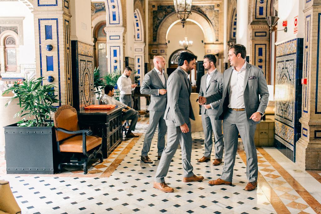 Luxury Spain Wedding Vienna Glenn Wedding Photography
