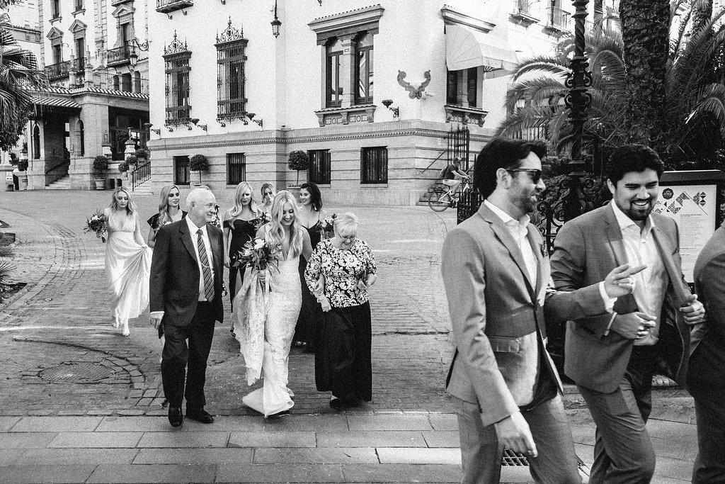 Seville Spain Luxury Wedding Vienna Glenn Wedding Photography