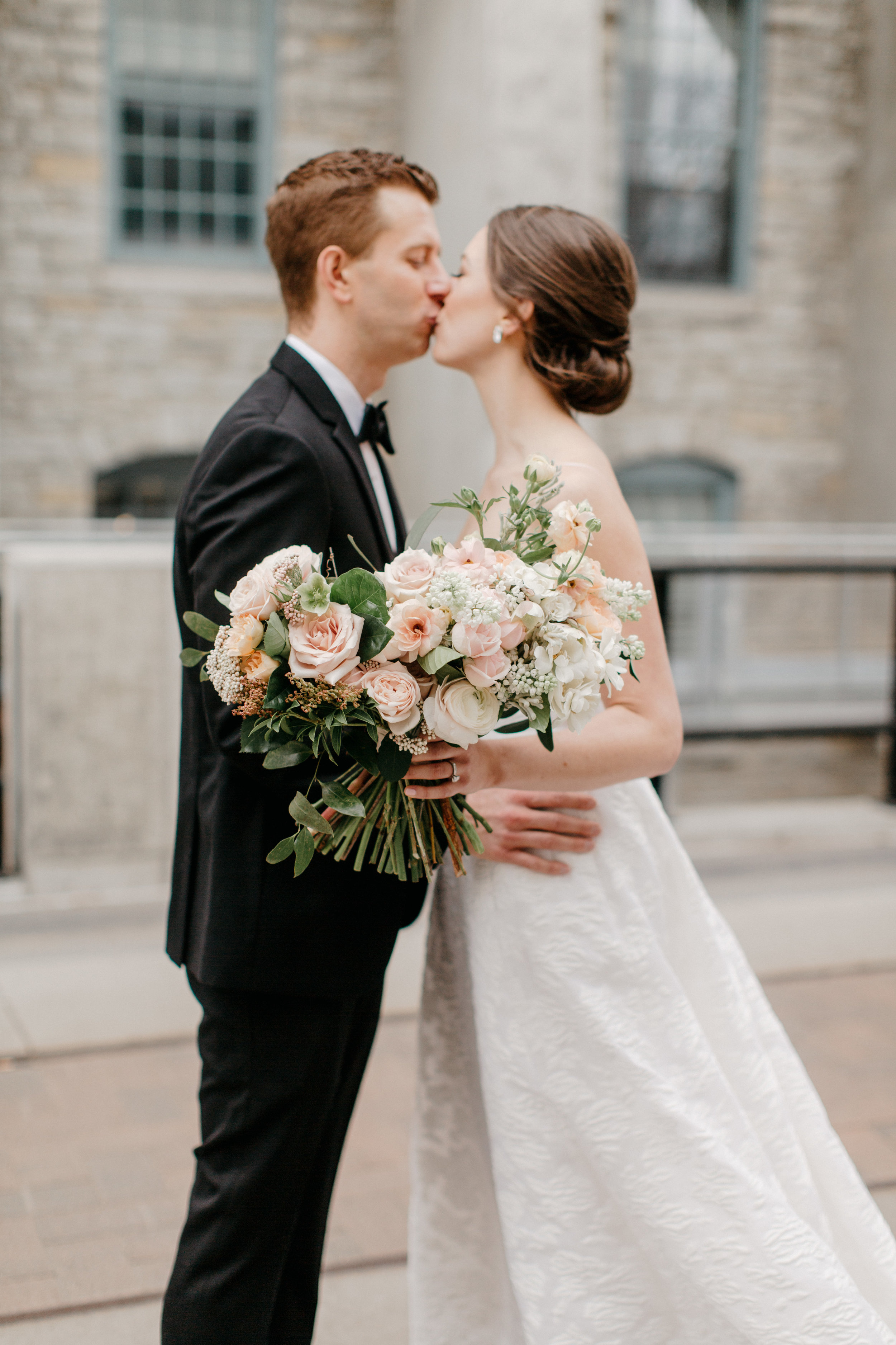 Champagne Press Couple Megan and Ryan Photography Geneoh Peace Floral Munster Rose
