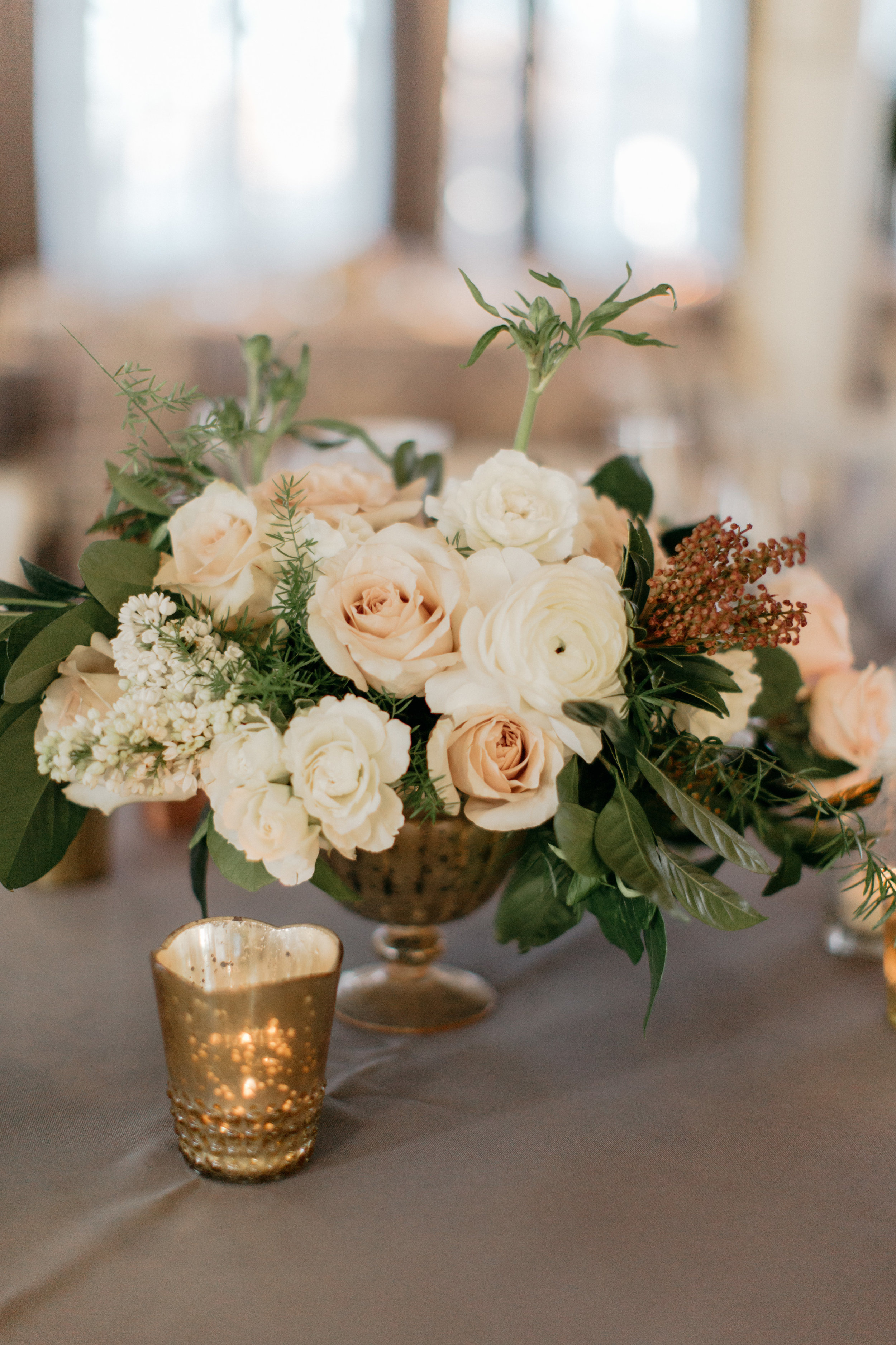 Machine Shop Wedding Munster Rose Floral