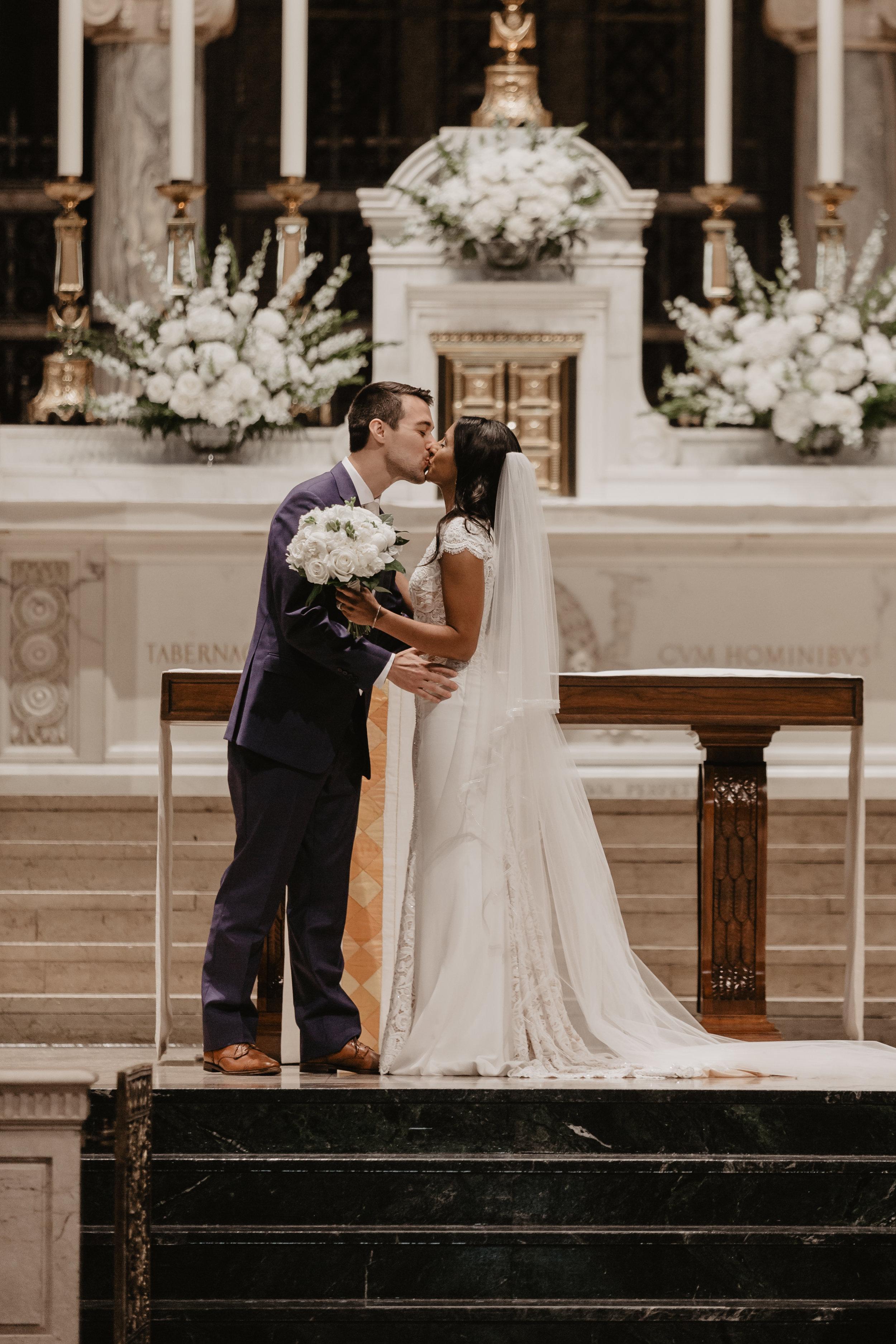 Basilica Minneapolis Wedding