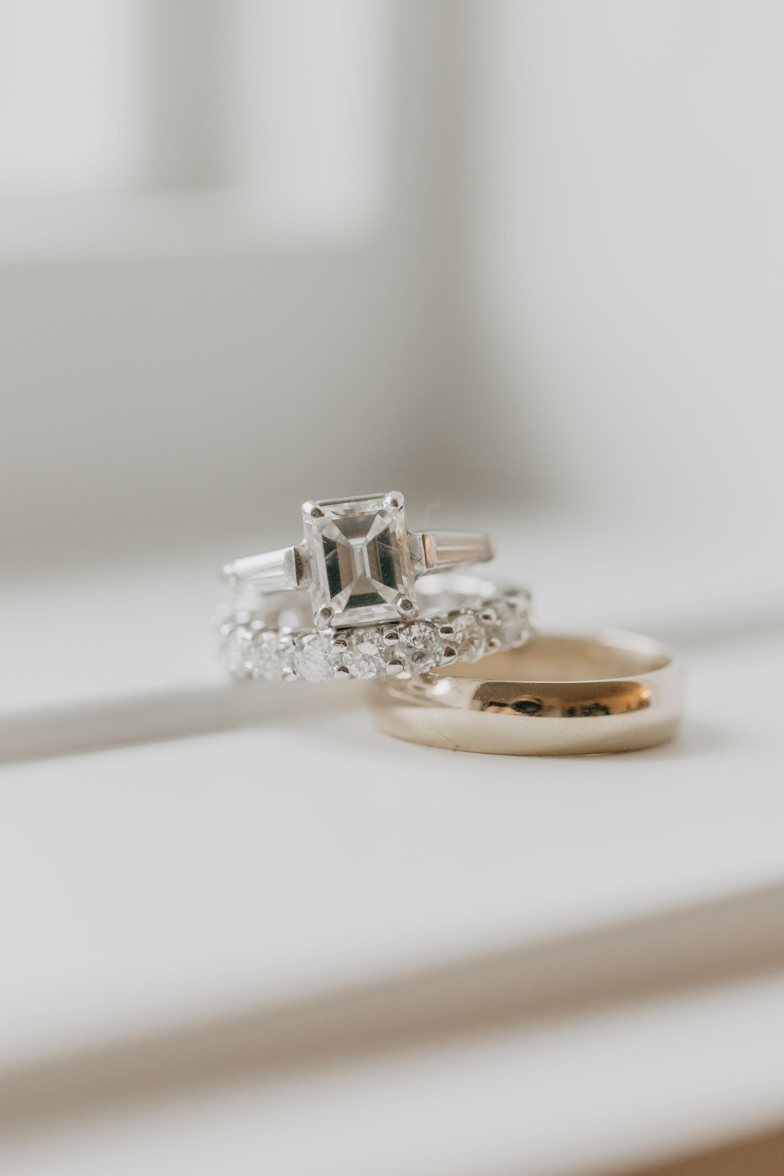 Wedding Rings Kokal Photography