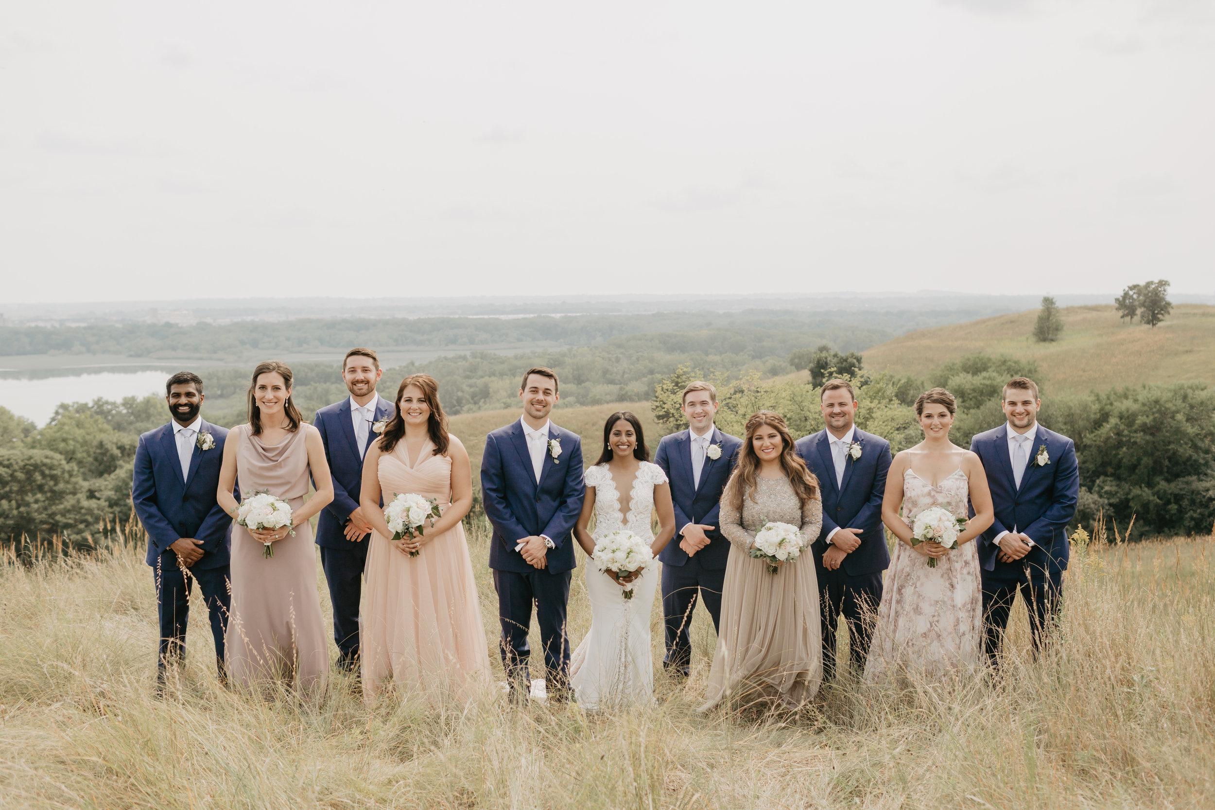 Bridal Party Kokal Photography