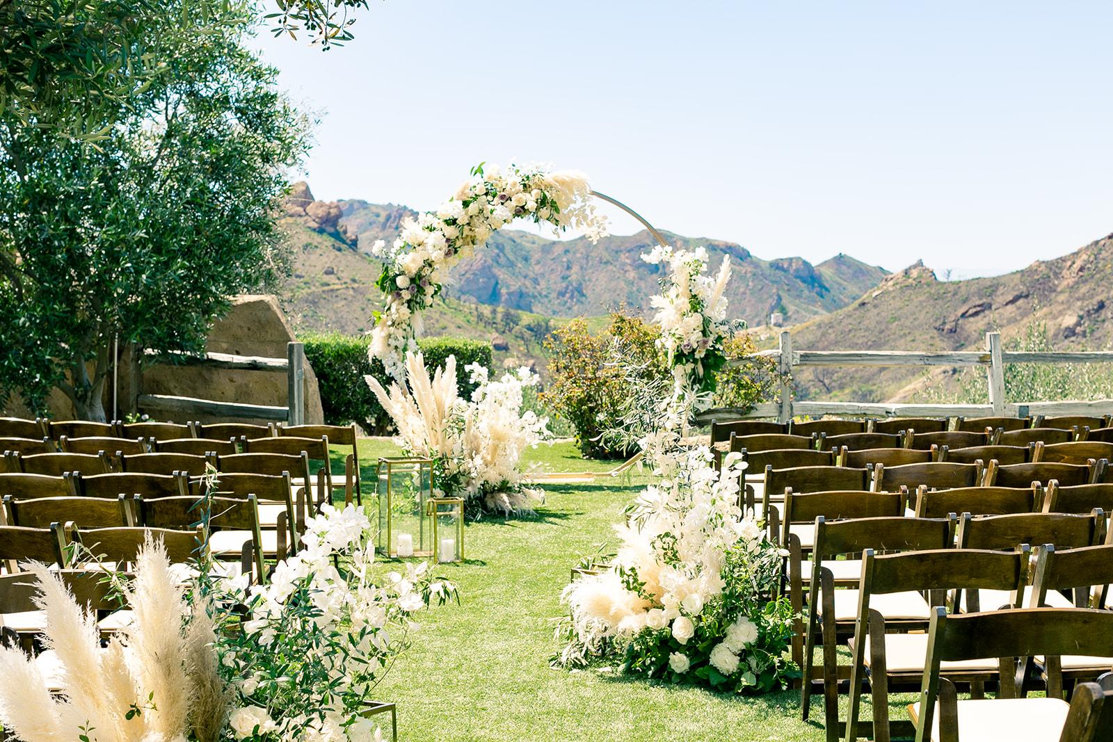 Cielo Farm Wedding Natalie Schutt Photography
