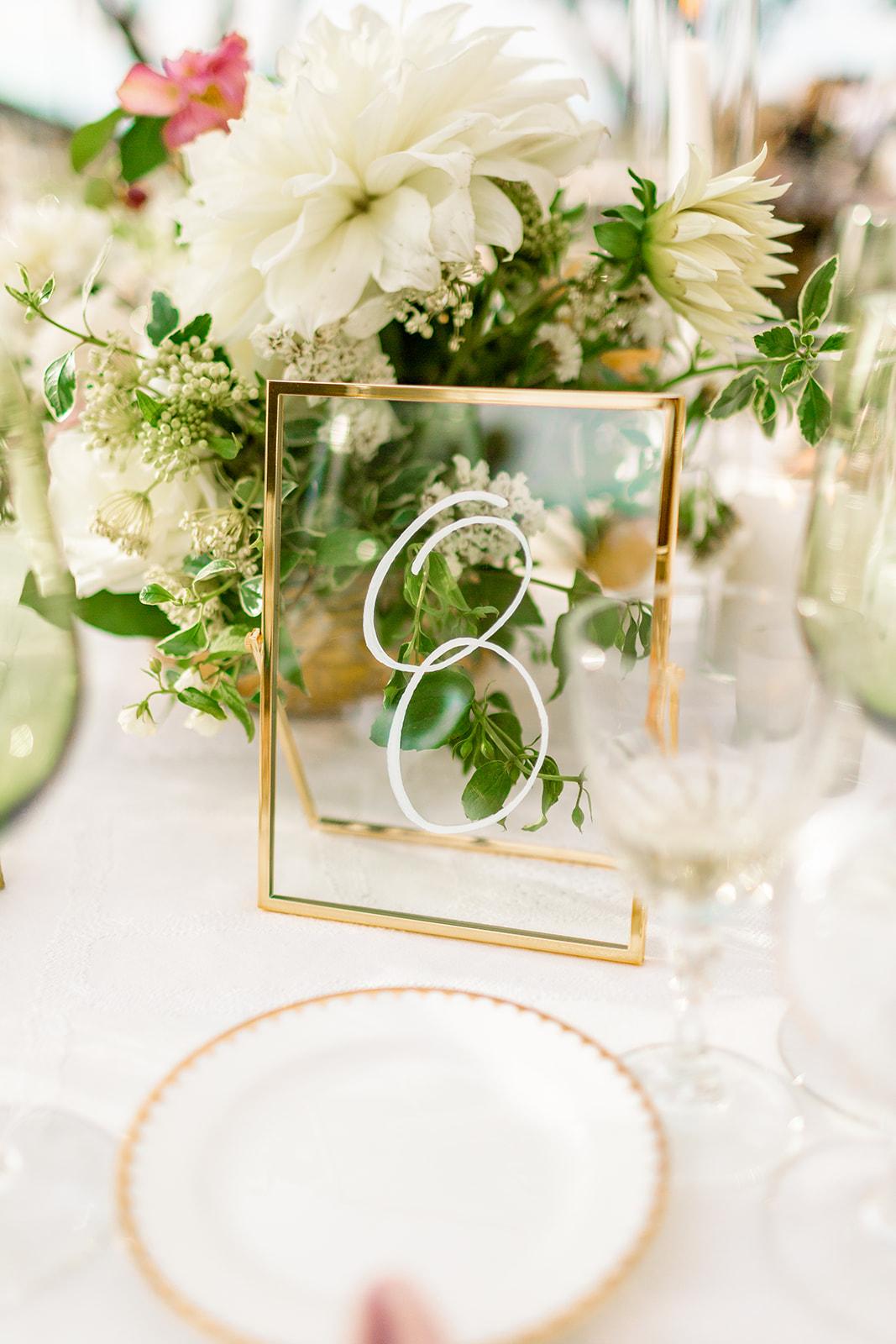 Wedding Table Number - Natalie Schutt Photography.jpg