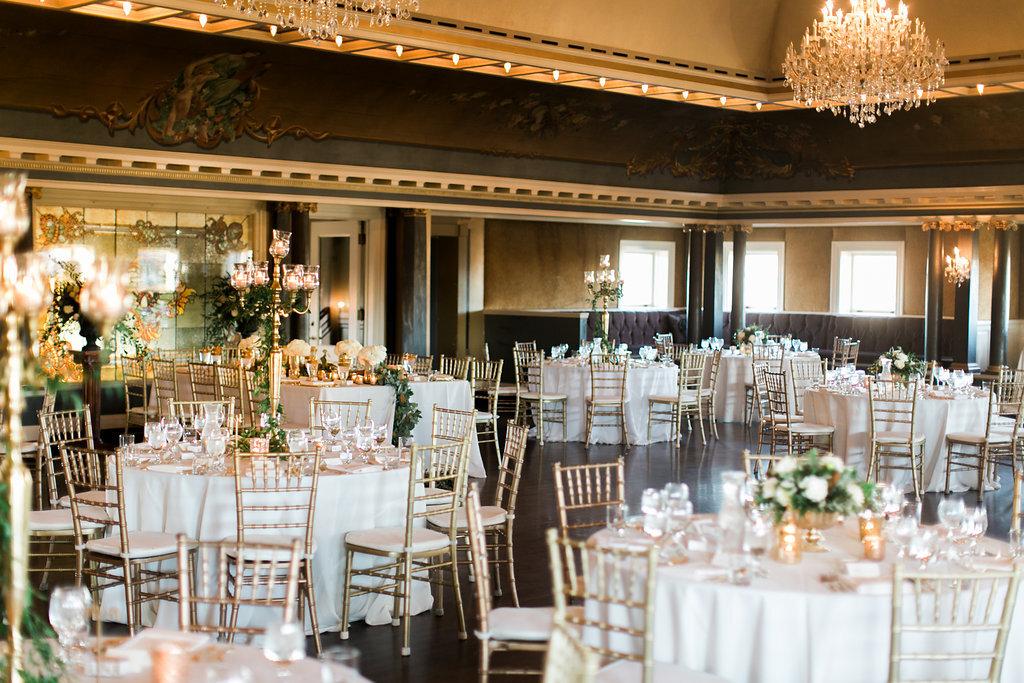 Semple Mansion Wedding Reception Sadies Floral