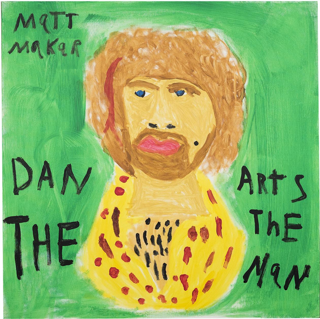 Portrait of Matt Makar by Dan The Man
