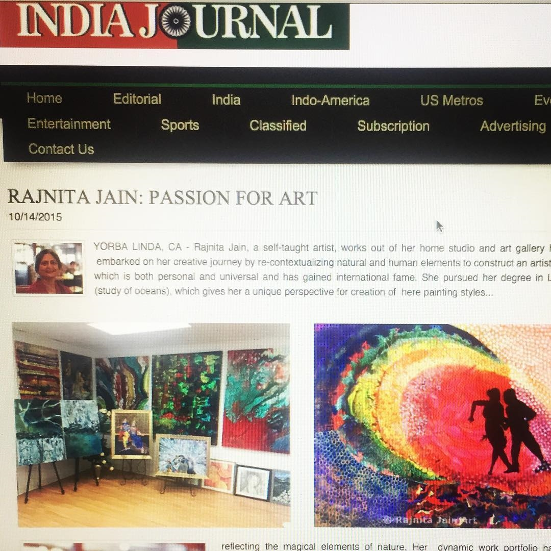 INDIA'S JOURNAL