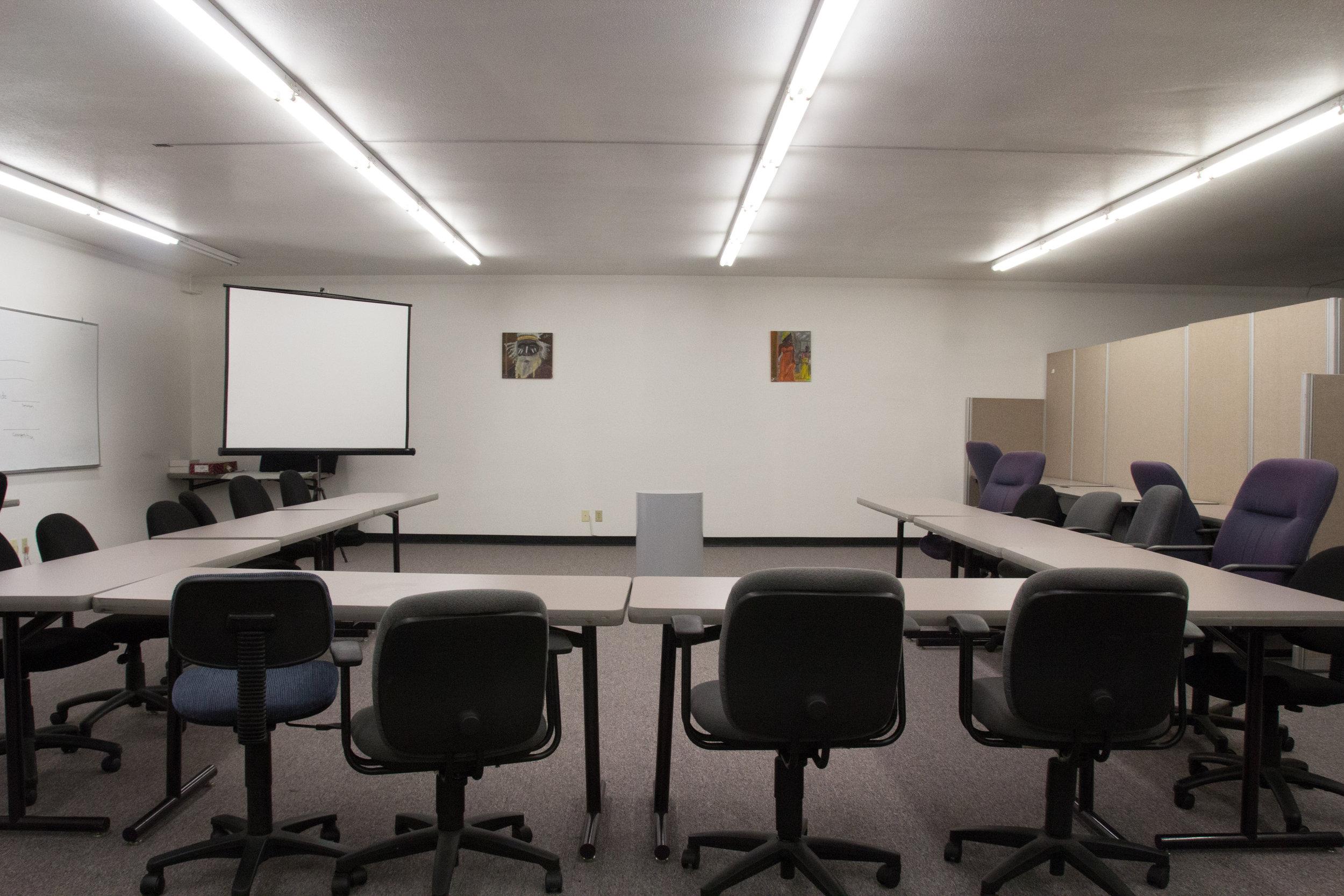 Training Room (11- 50 people)