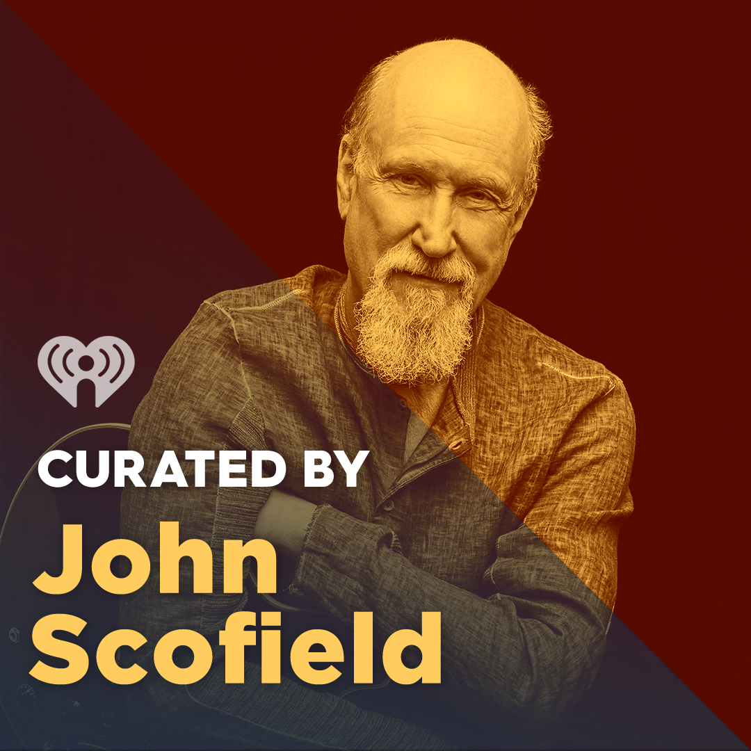 Curated By: John Scofield