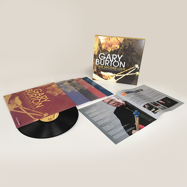 """""""A superbly produced career retrospective that also serves as a buying guide for the great albums Burton created along the way. """"  Rating: Music 10, Sound 9  —     Analog Planet"""