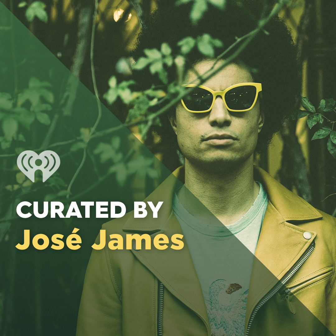 Curated By: José James