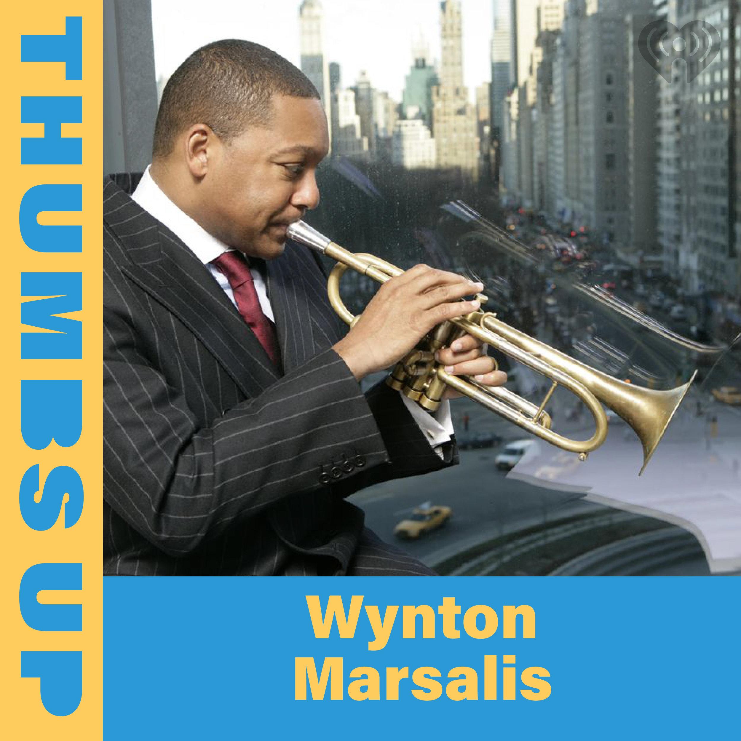 https://www.iheart.com/playlist/thumbs-up-wynton-marsalis-312064750-PRuK3wJPSJQ4epiiydYDid/