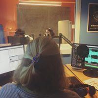 Ungdommer har sending på Radio Harstad