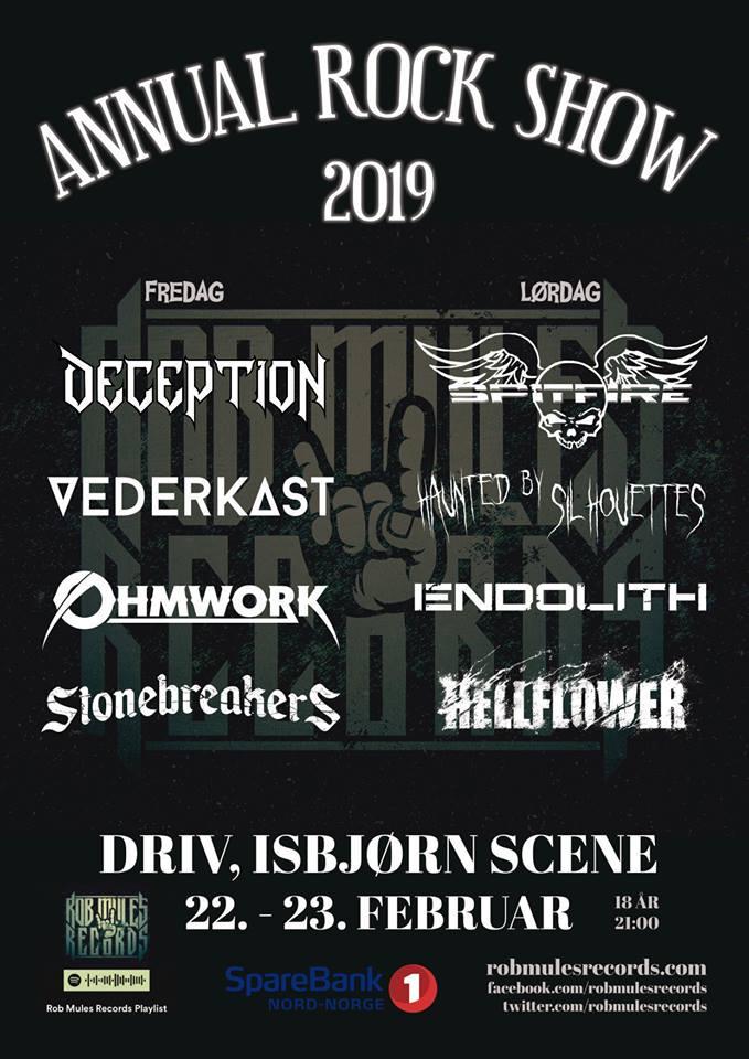 Imponerende lineup på årets festival