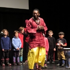 """""""The life Changing Pull of stories"""" blog content for client The Toronto Storytelling Festival"""