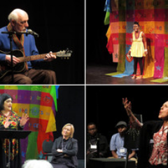 """""""how storytelling changed my life"""" She does the city (an article written for client the Toronto Storytelling Festival)"""