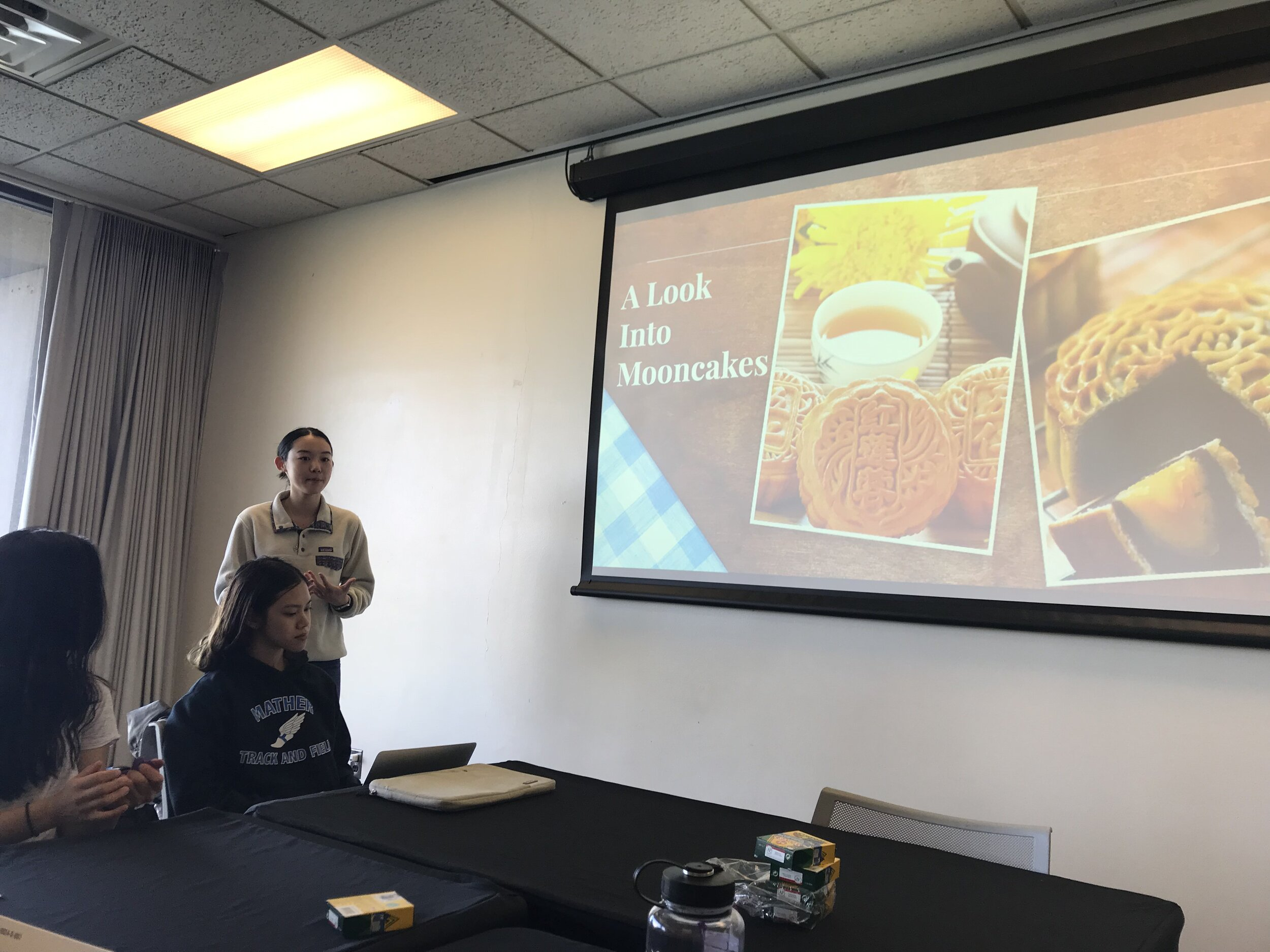 Danyi and Emily did a great job leading the presentation and activities! A copy of the presentation can be found here: [ https://docs.google.com/presentation/d/13GKOp7dqPT7JnjWIriHDhdp30j9ZSah_ul34ZjbitHg/ ]