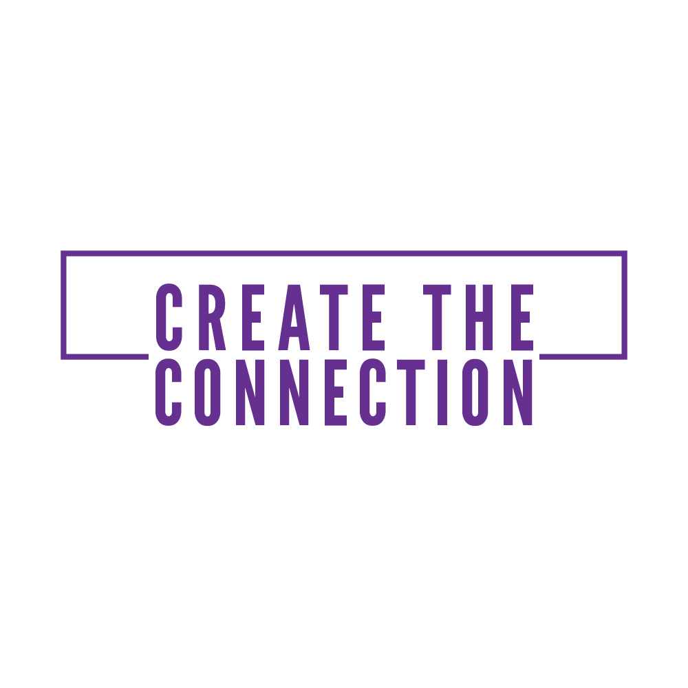 Logo Design for my up and coming Podcast Series - Create The Connection