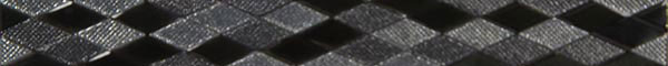 LISTELO negro plata ·5  X   50