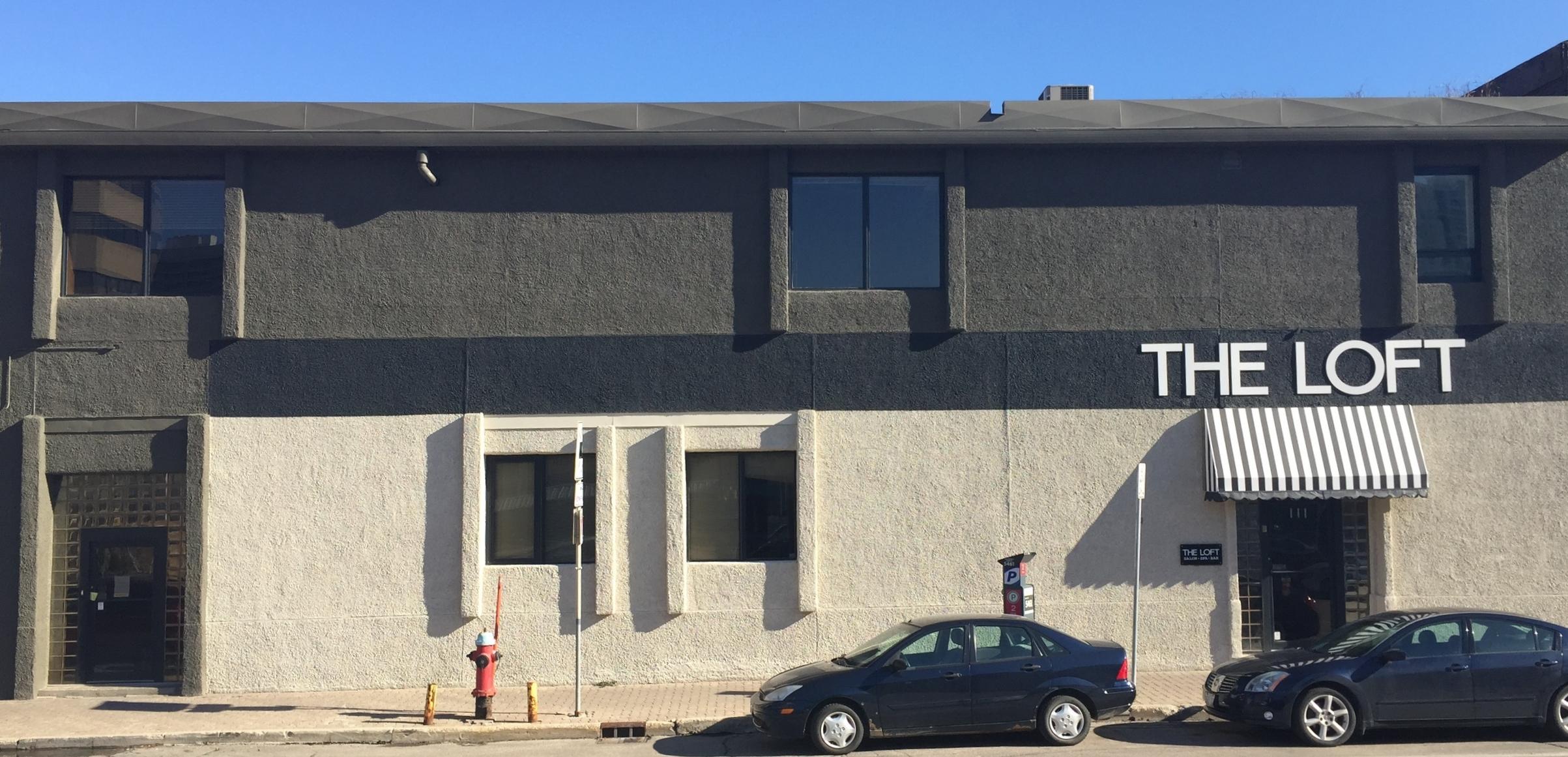 Our gorgeous new exterior renovation!