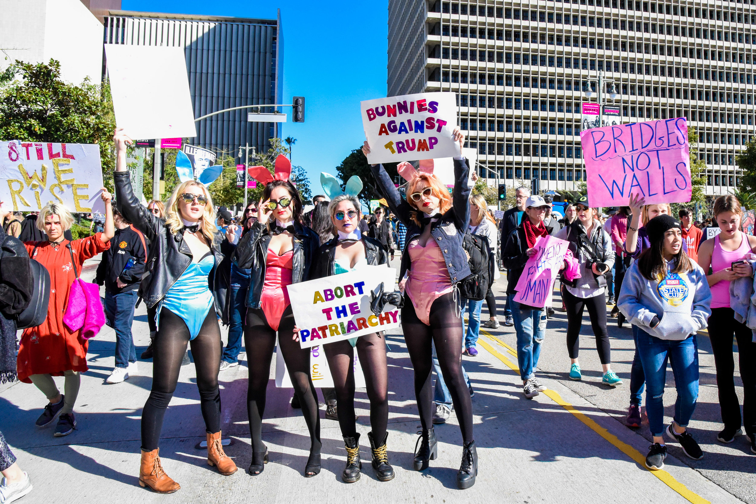 Womens March Feminism Democracy Activism Womens Rights Los Angeles Protest-13.jpg